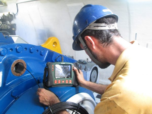 videoscopia industrial